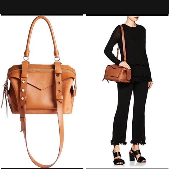 Givenchy Handbags - Final Sale💥Givenchy Small bag sway COGNAC